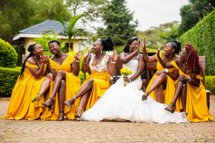 Kenyan wedding photographers