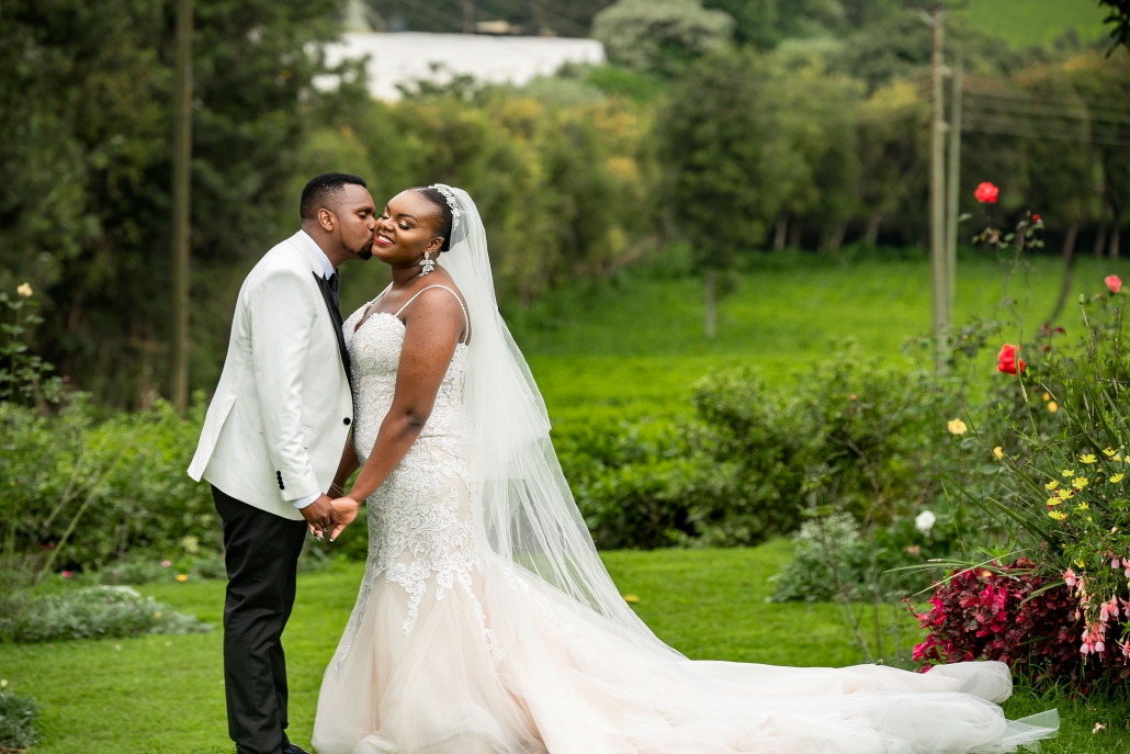 Kenyan wedding photographer